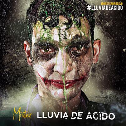 Mister – Lluvia de ácido (Versión Digital)