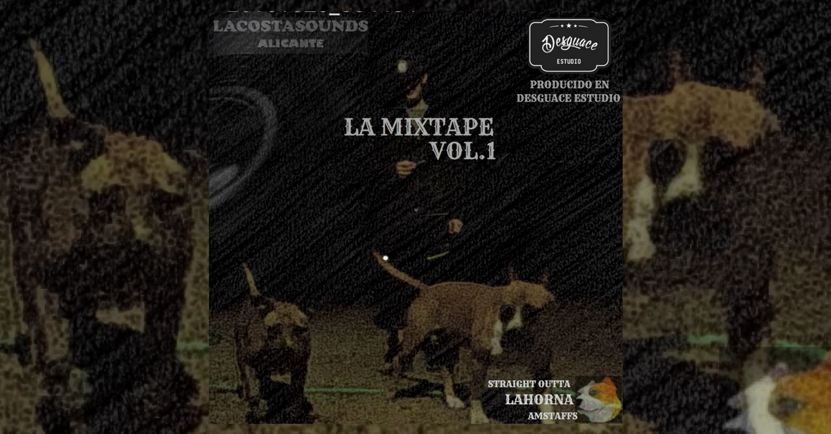 T. Incorregible estrena La Mixtape Vol.1