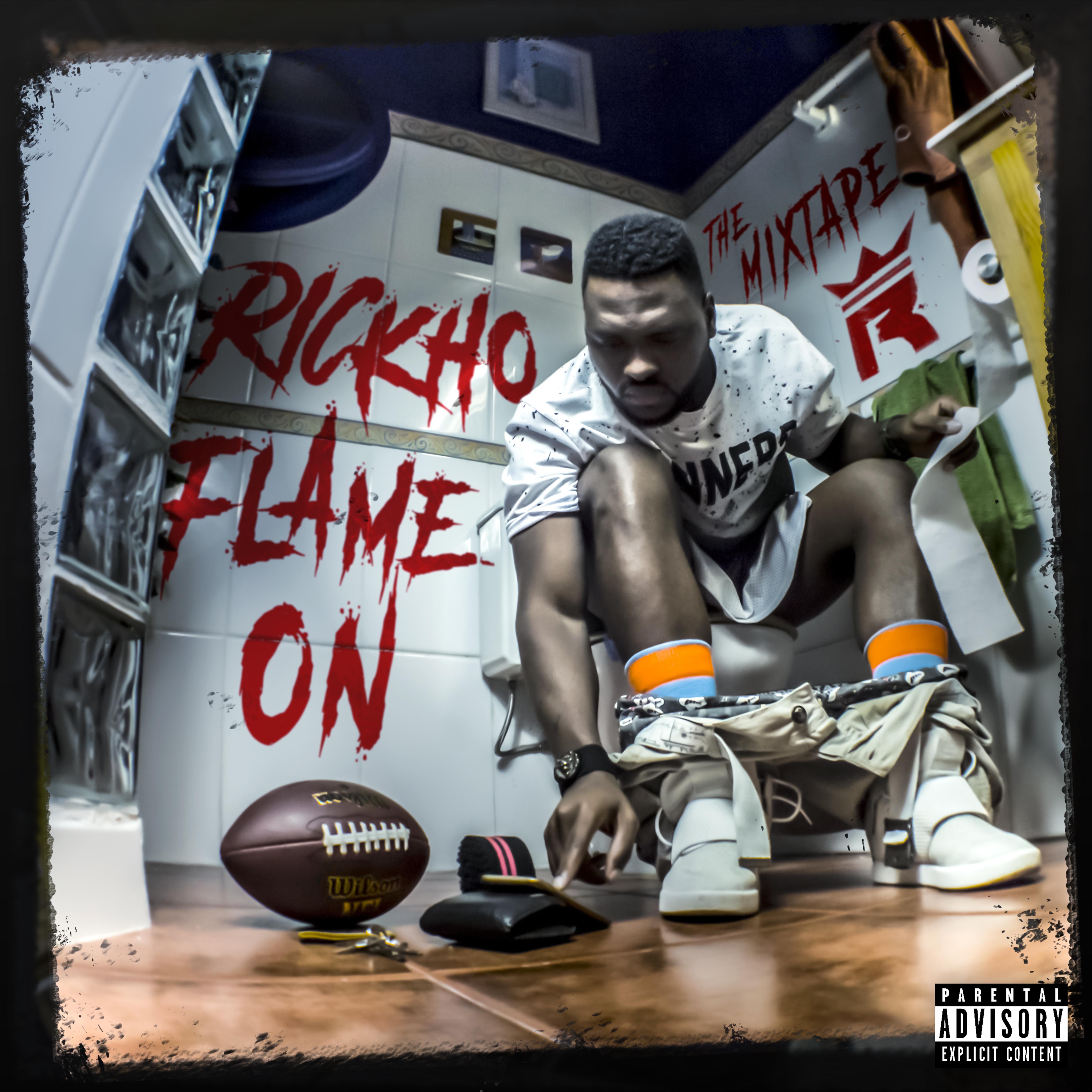 Rickho Flame On Ya Disponible